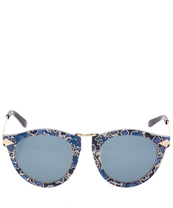 Liberty Print Harvest Sunglasses