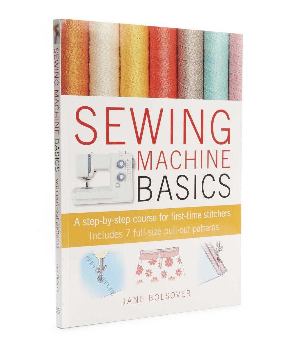 Jane Bolsover Sewing Machine Basics