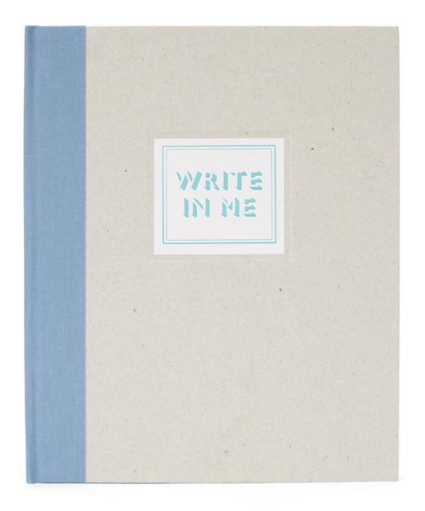 Write In Me Notebook