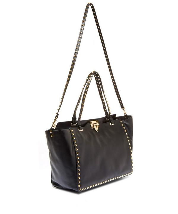 Rockstud Leather Bag