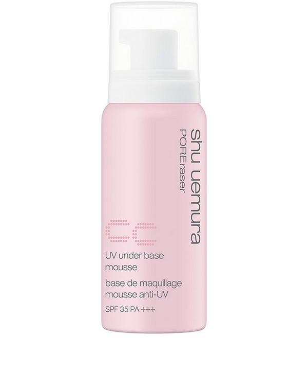 Poreraser UV Under Base CC Mousse In Pink