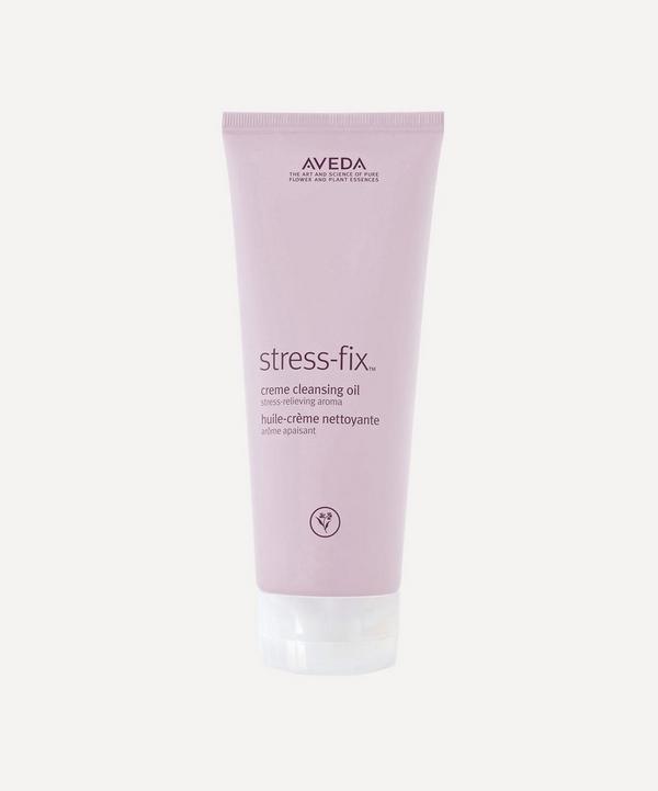 Stress-fix Cream Cleanse Oil 200ml
