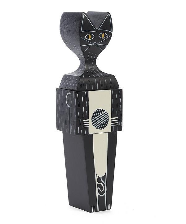 Alexander Girard Wooden Doll Cat