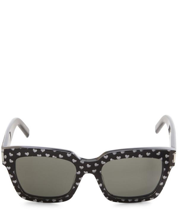 Square Bold Sunglasses