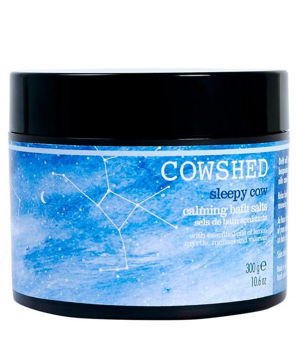 Sleepy Cow Bath Salts 300g
