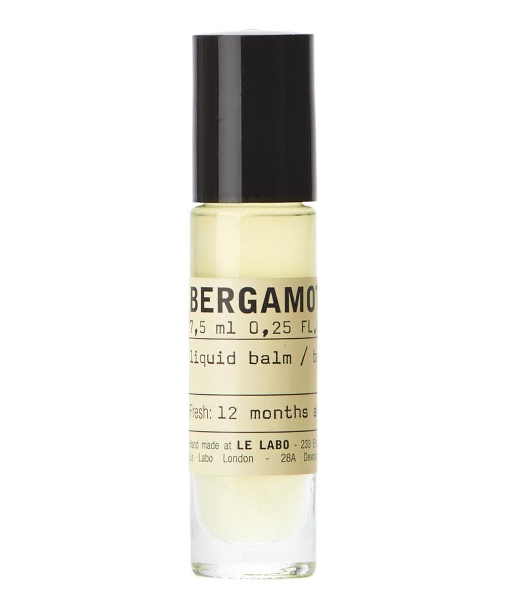 Bergamote 22 Liquid Balm Perfume 7.5ml