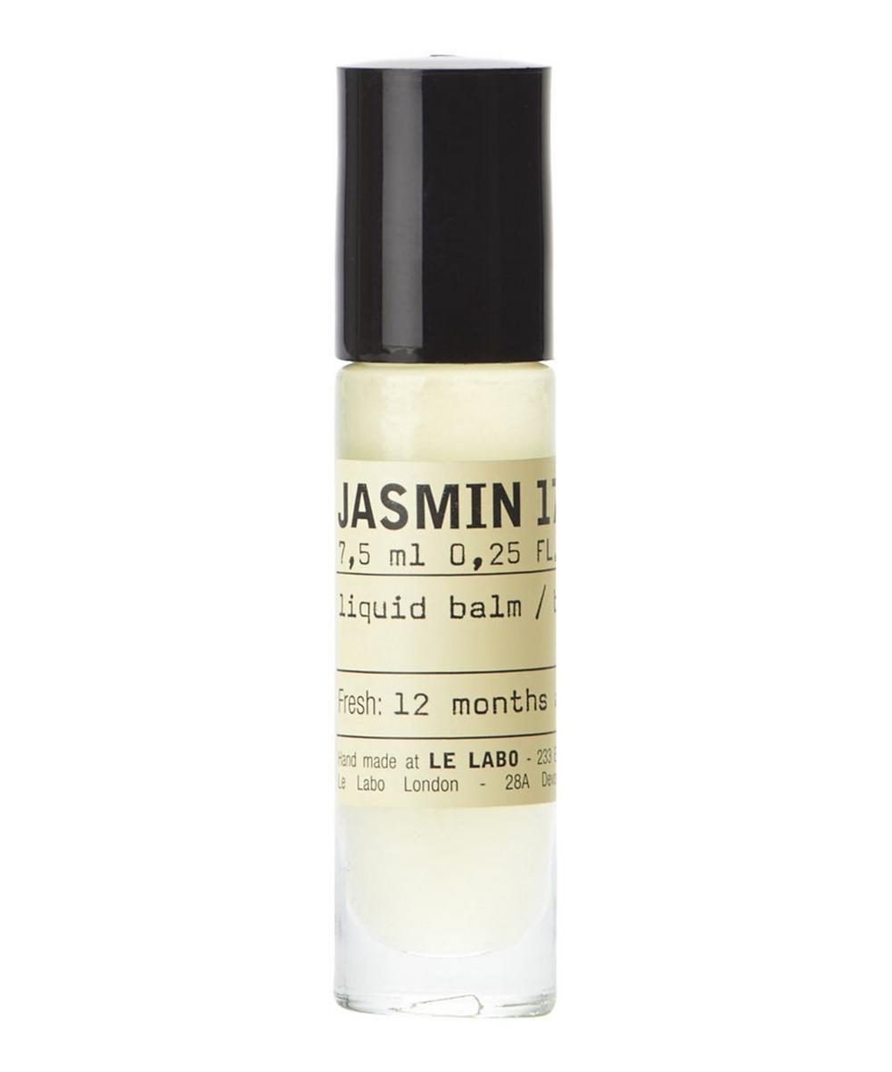 Jasmin 17 Liquid Balm Perfume 7.5ml