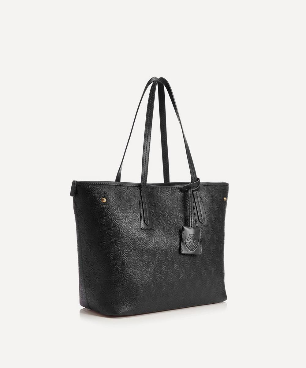 Little Marlborough Tote Bag in Embossed Leather
