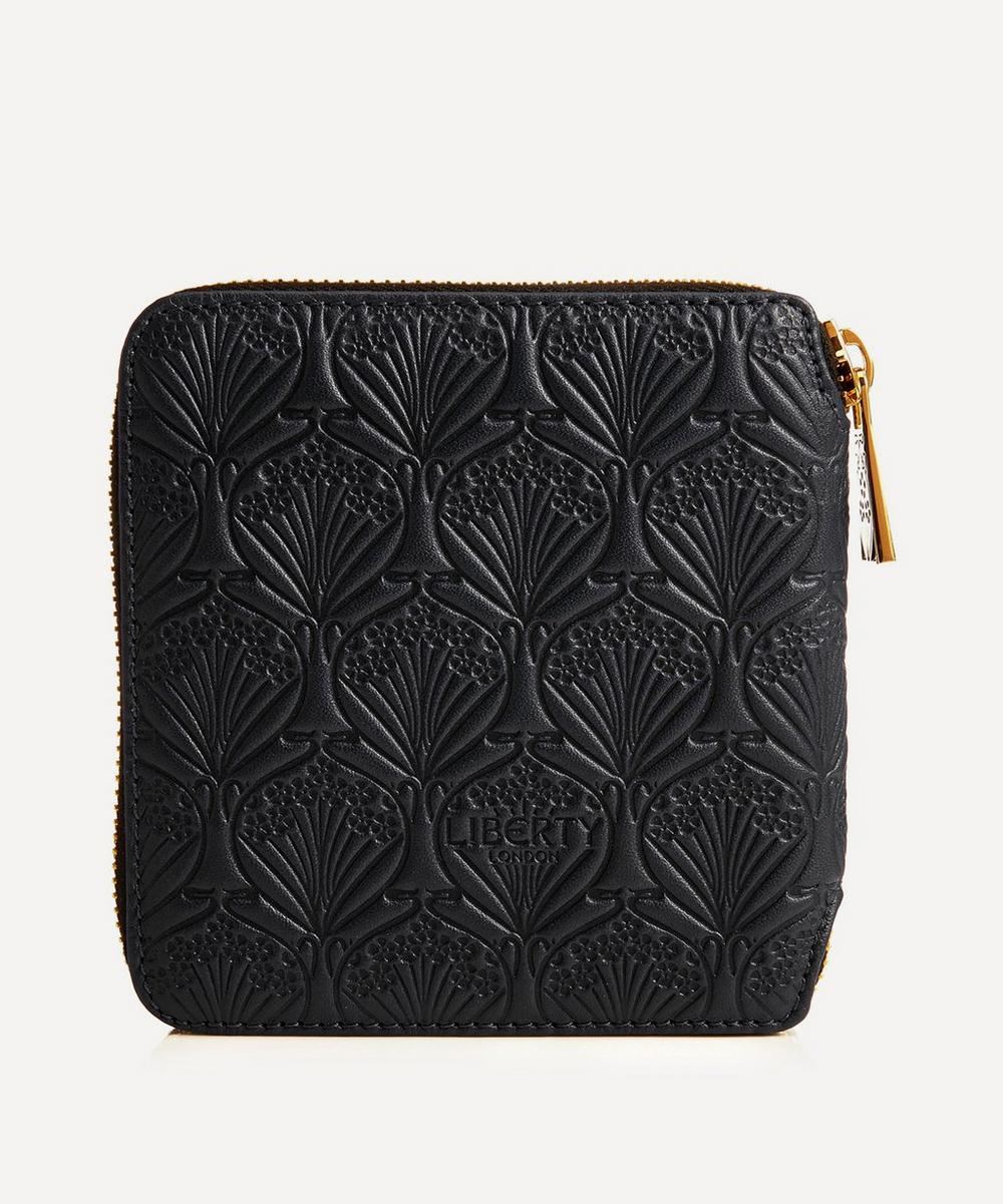Small Wallet in Embossed Leather