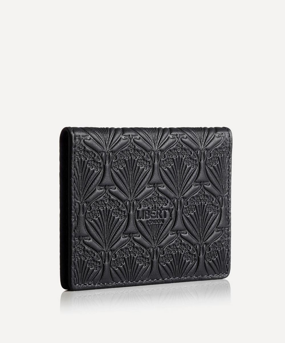 Iphis Leather Travel Card Holder