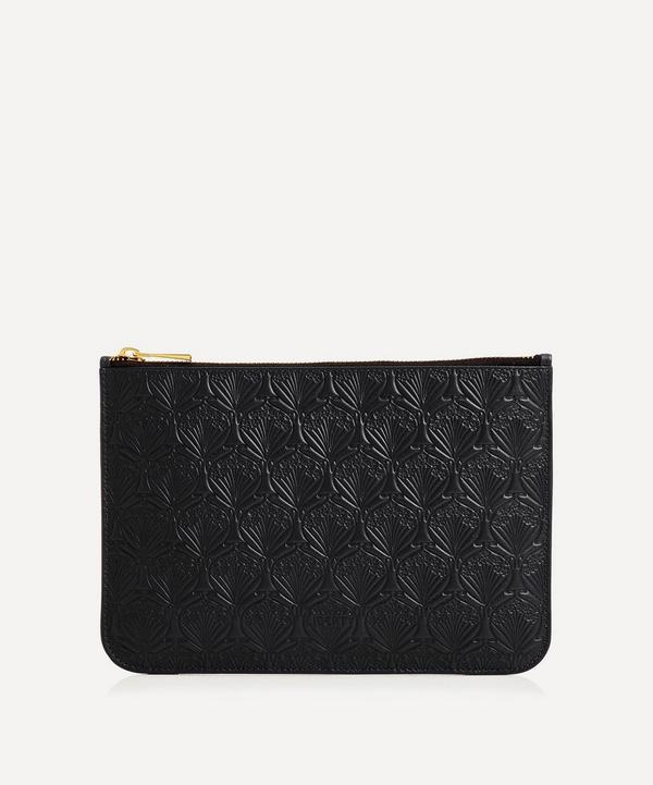 Medium Iphis Leather Pouch