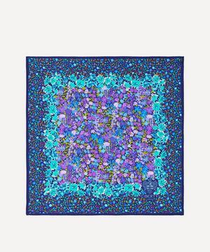 Floral Medley 45 x 45 Silk Neckerchief