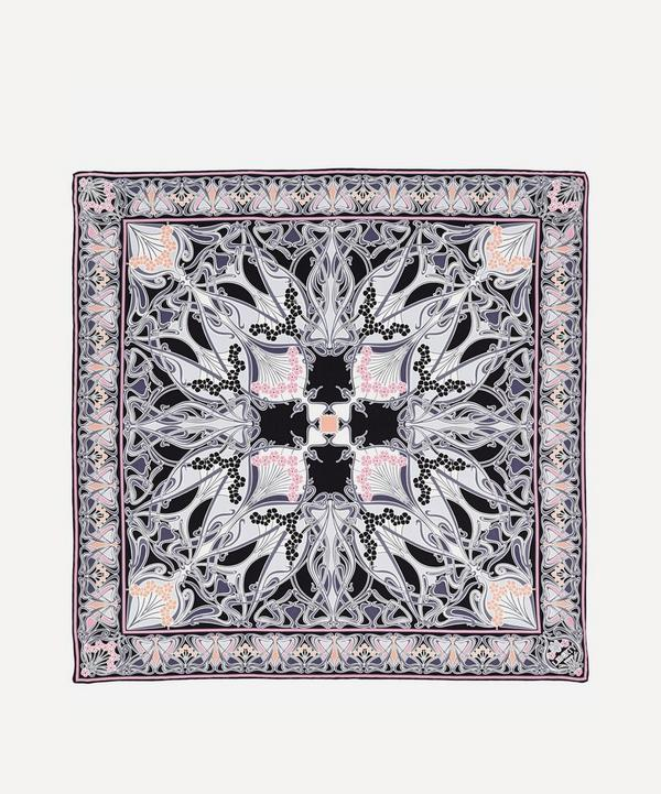 Liberty London New Ianthe Silk Scarf