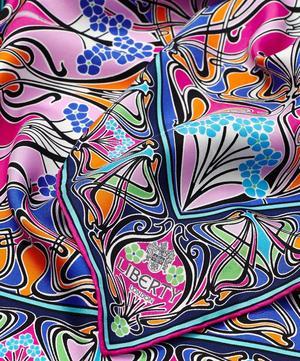 New Ianthe 70 x 70 Silk Scarf