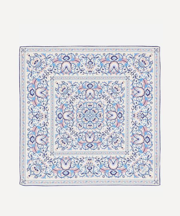 Lodden 70x70 Silk Scarf