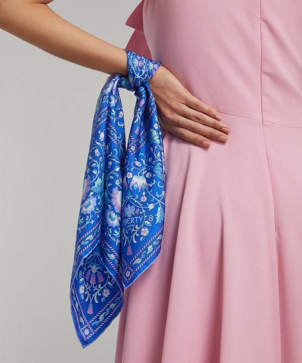 Liberty London Lodden Silk Scarf