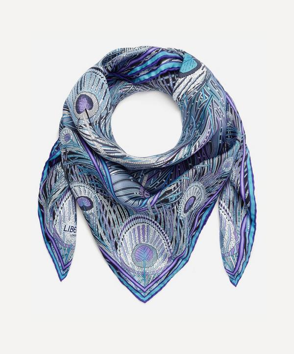 Hera 90x90 Silk Twill Scarf