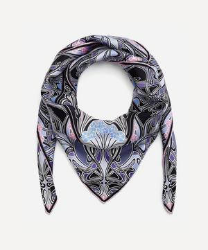 Ianthe 90 x 90 Silk Scarf