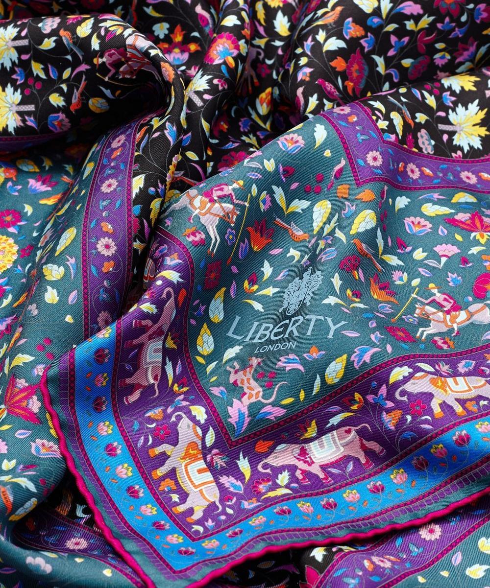 Imran Silk Twill