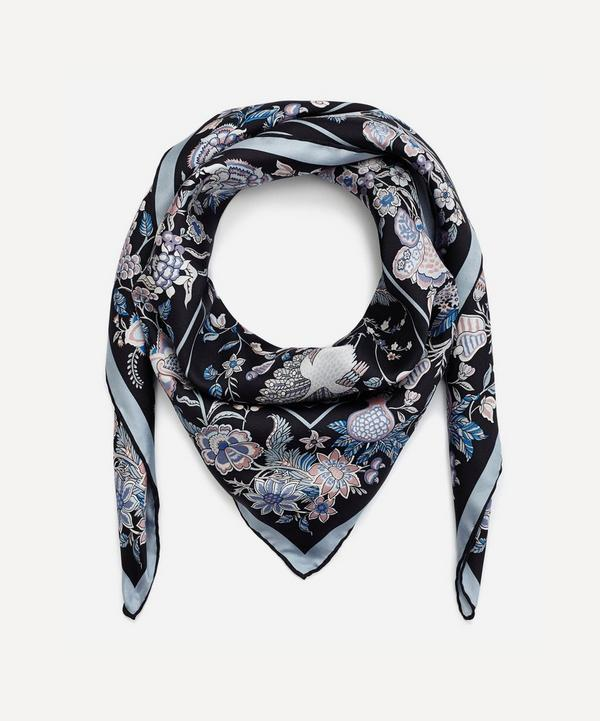 Liberty London Tree of Life Silk Scarf
