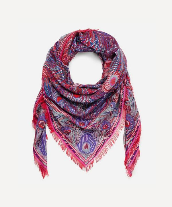 Liberty London Hera Cashmere-Blend Scarf