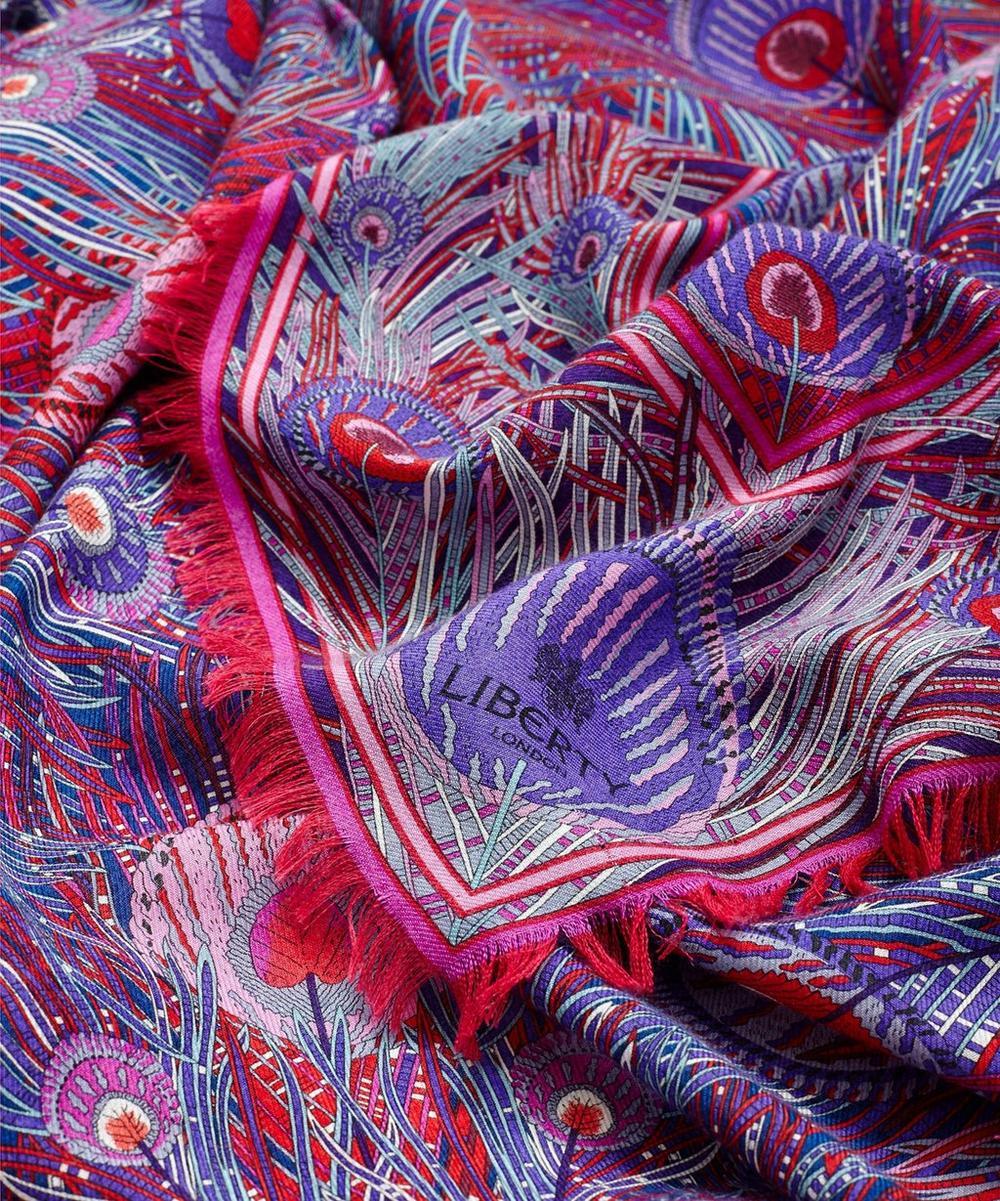 Hera 140x140 Cashmere Blend Scarf