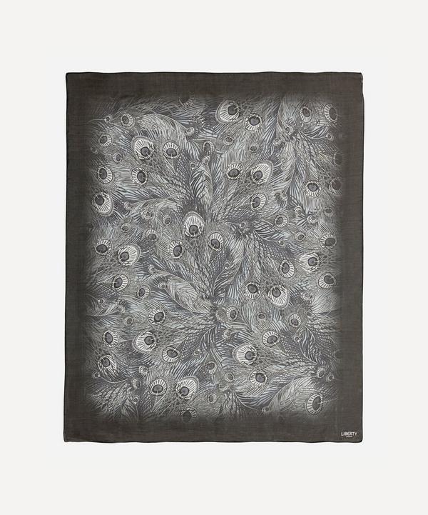 Hera Silk Chiffon Scarf
