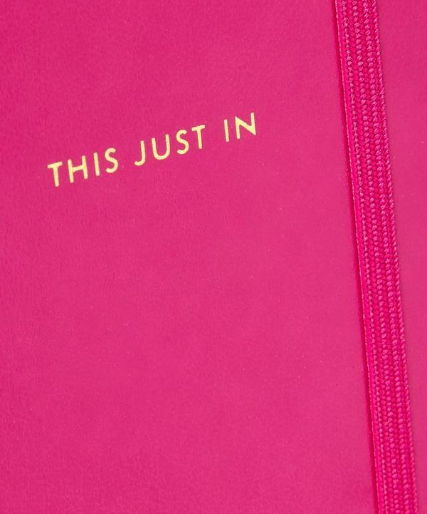 Medium This Just In Notebook