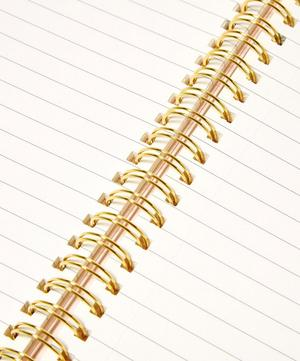 Large Spiral Well Composed Notebook