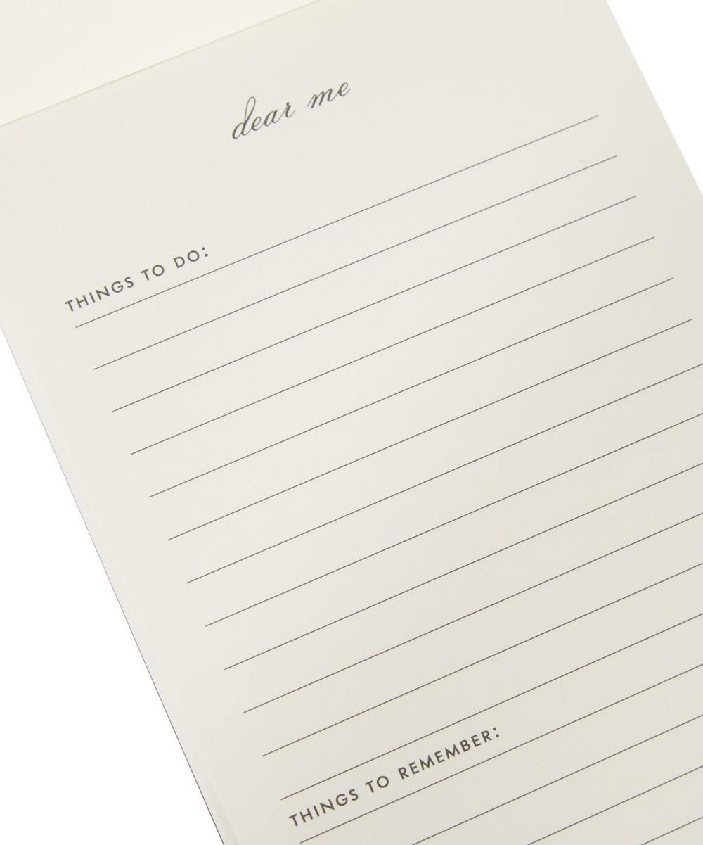 Dear Me Notepad