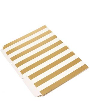 Stripe Folder Set