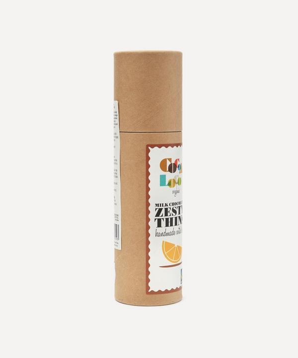 Zesty Orange Thins 170g