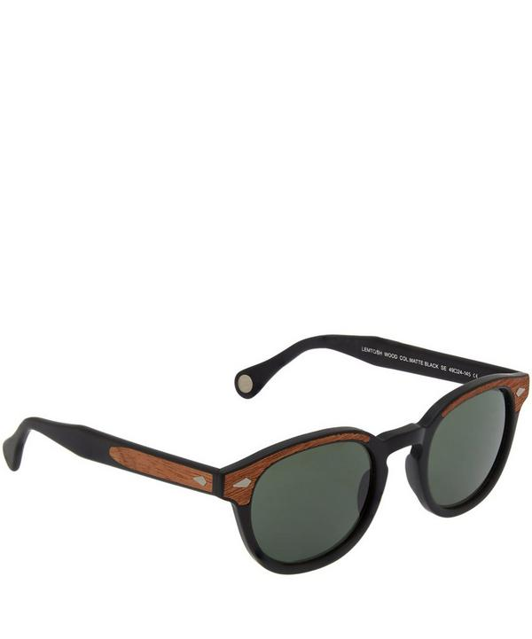 Lemtosh Wood Sunglasses