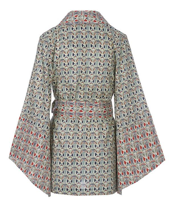 Mauverina Tatum Nina Cotton Kimono