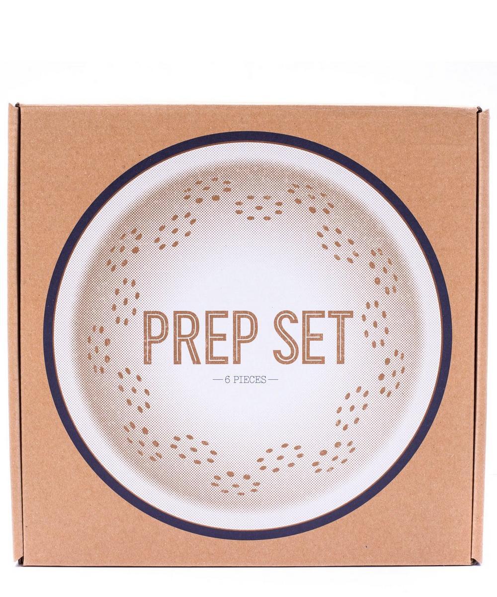Enamel Prep Set