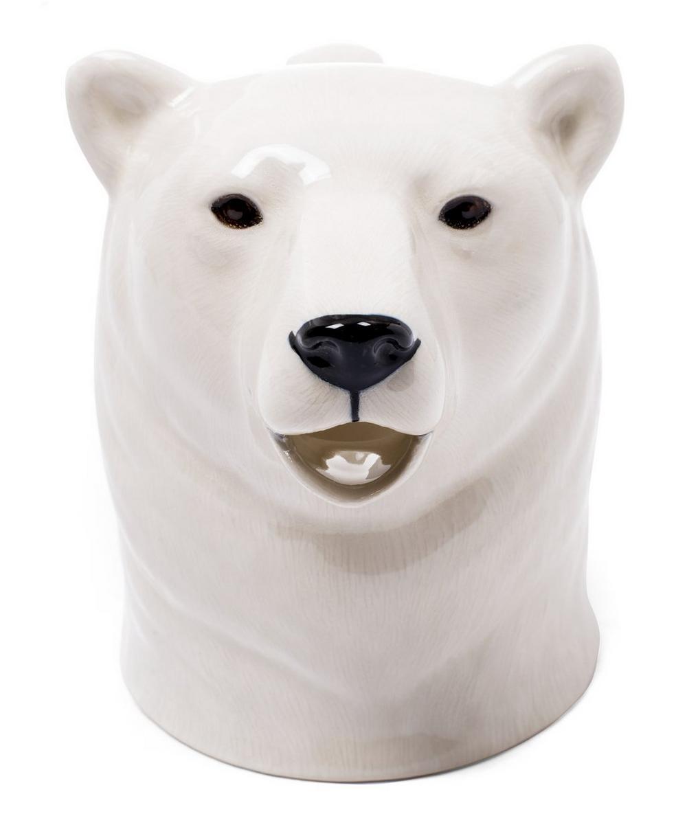 Polar Bear Stoneware Jug