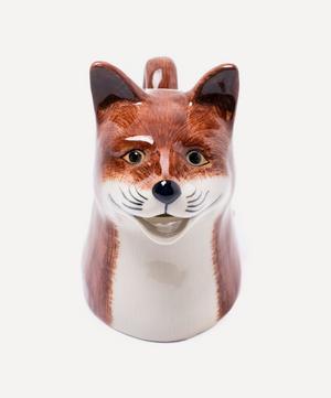 Fox Stoneware Jug