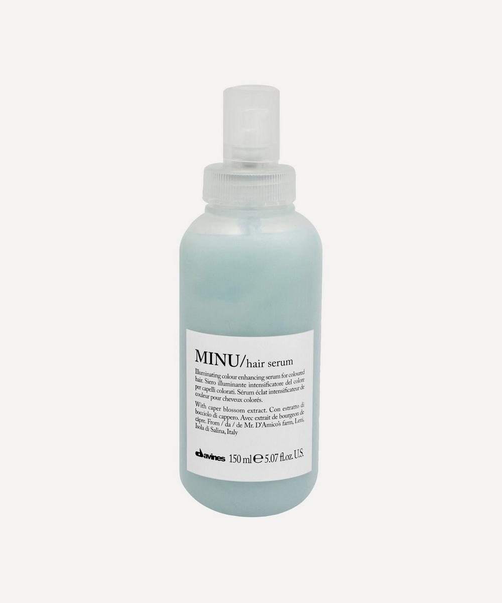 Minu Hair Serum 250ml