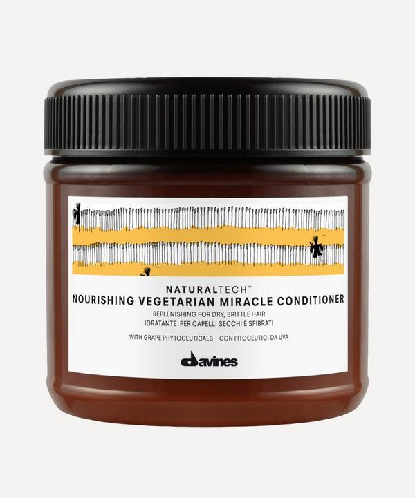 Nourishing Vegetarian Miracle Conditrioner 250ml