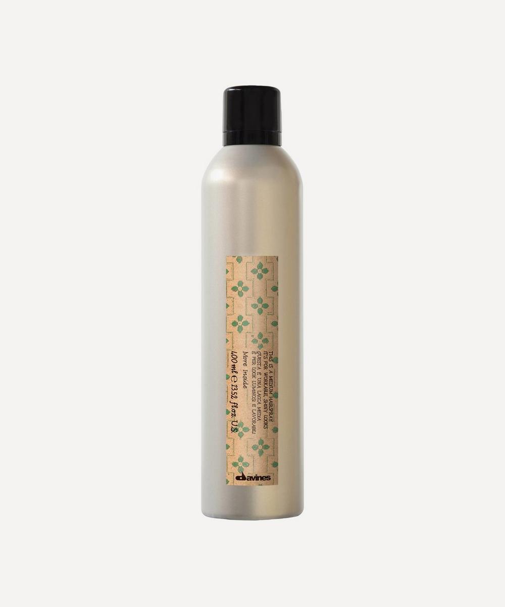 Medium Hairspray 400ml