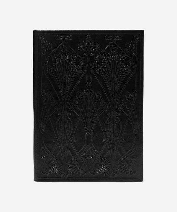 Leather Ianthe Large Notebook