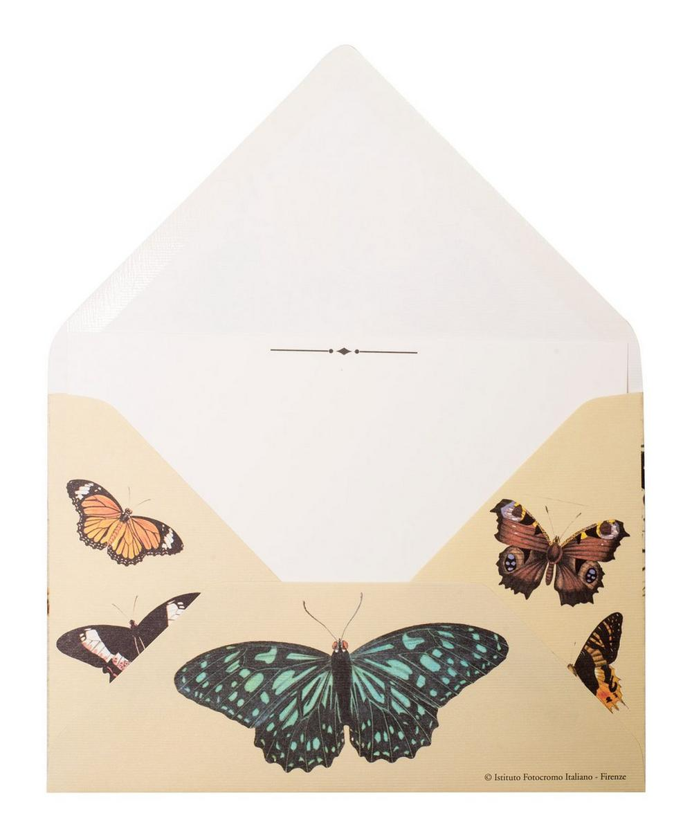 Butterfly Envelope Set