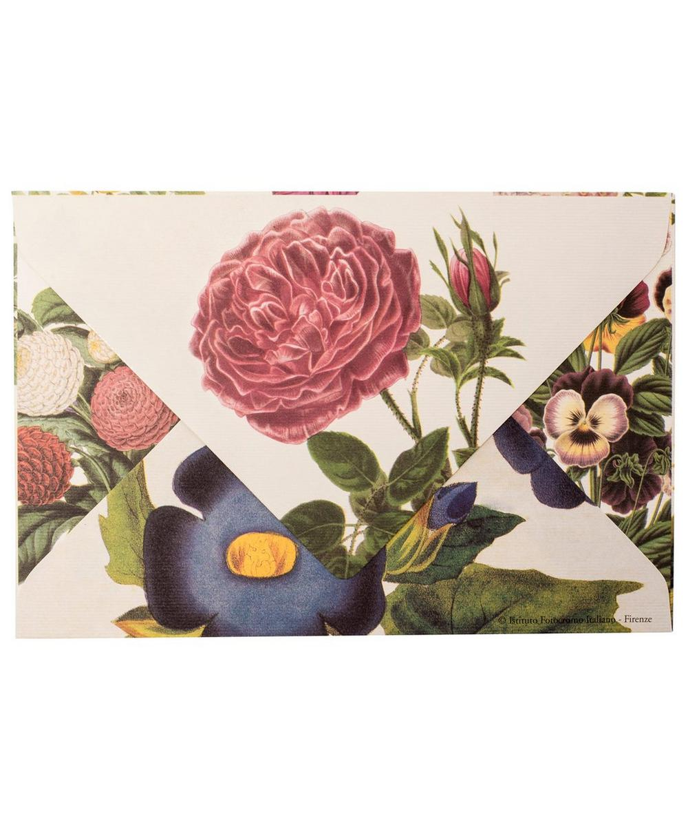 Floral Envelope Set
