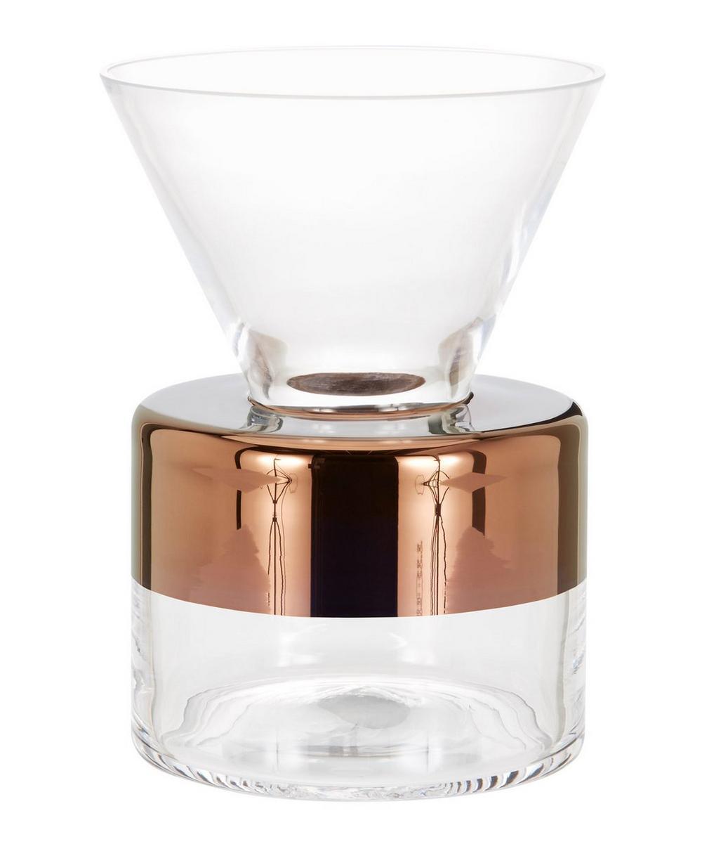 Medium Copper Tank Vase
