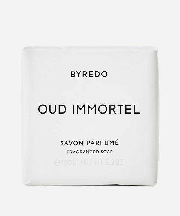 Oud Immortel Fragrance Bar Soap 150g