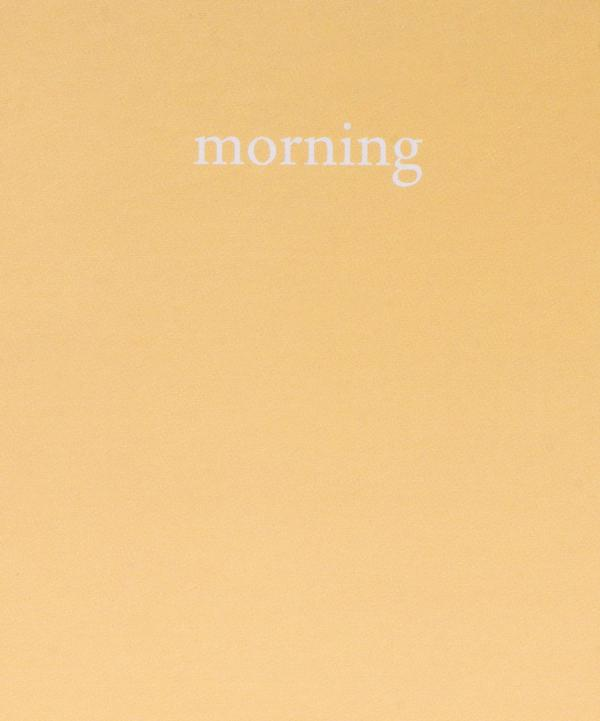 The Morning Notebook