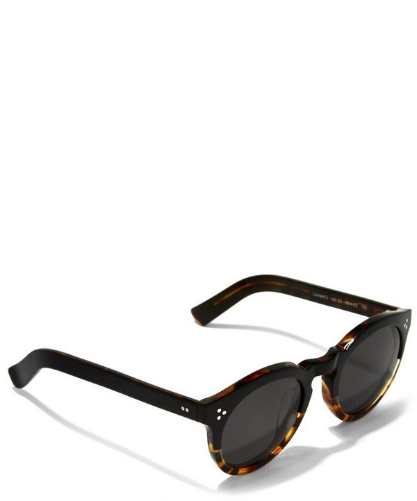 Leonard II Half and Half Sunglasses
