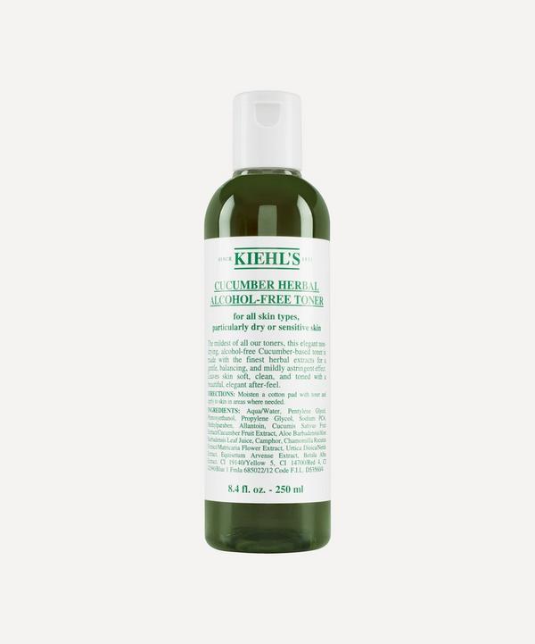 Cucumber Herbal Alcohol-free Toner, Kiehl's
