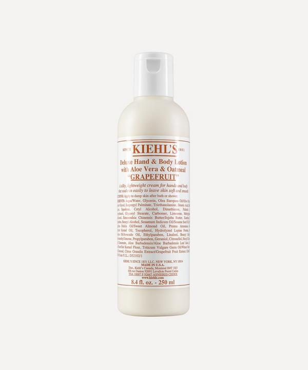 Grapefruit Deluxe Hand and Body Lotion 250ml