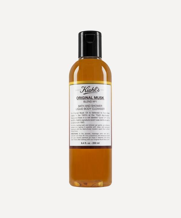 Original Musk Bath and Shower Liquid Body Cleanser 250ml